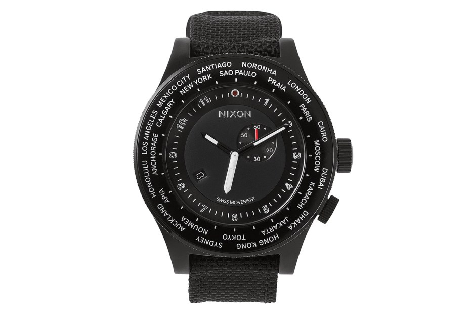 Image of Nixon The Passport Watch