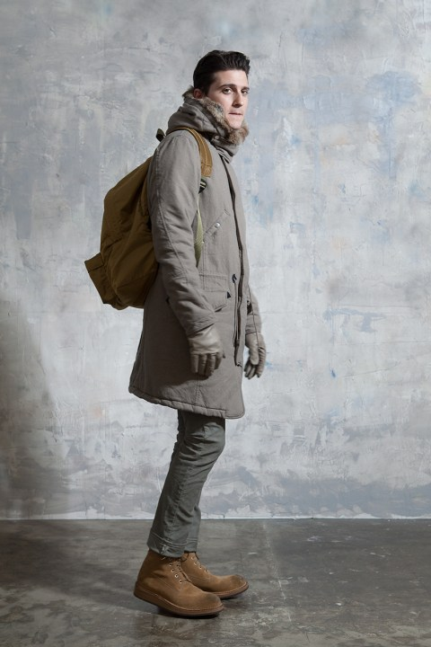 "Image of nonnative 2013 Fall/Winter ""Wrecking Walls"" Lookbook"