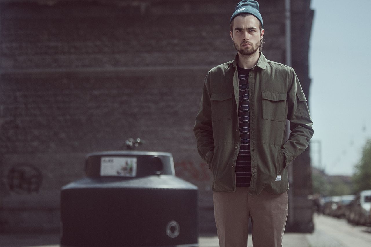 Image of Norse Projects 2013 Fall/Winter Editorial by Sven Eselgroth