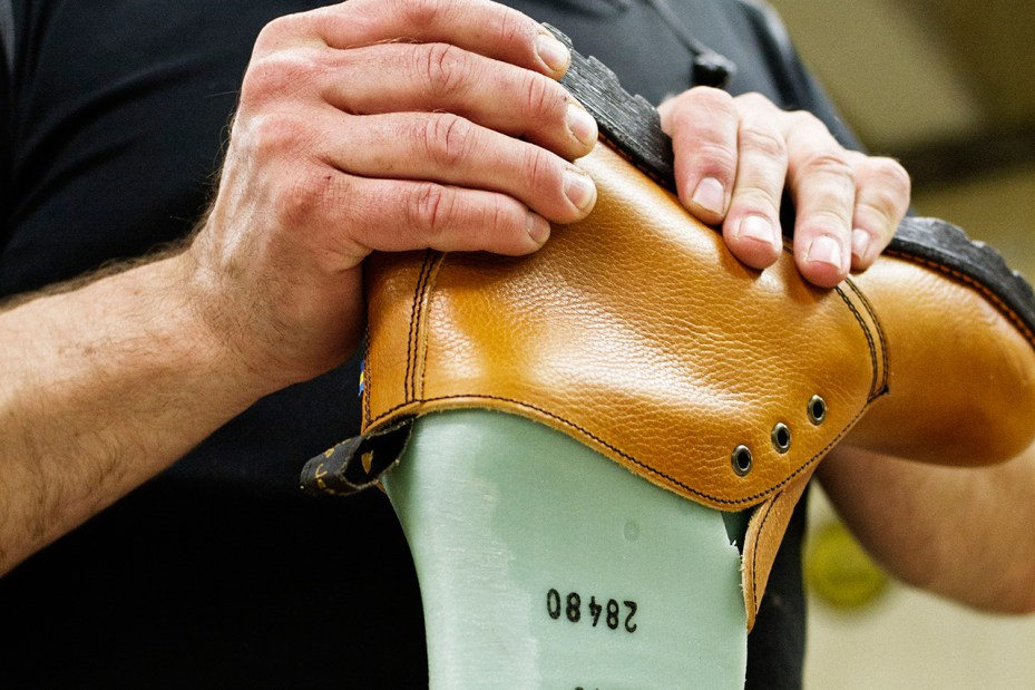 Image of Nudie Jeans 2013 Summer Leather Boots