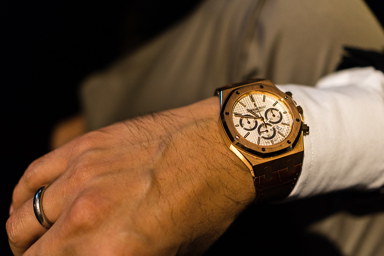 Image of Octavio Garcia of Audemars Piguet on the Importance of Design