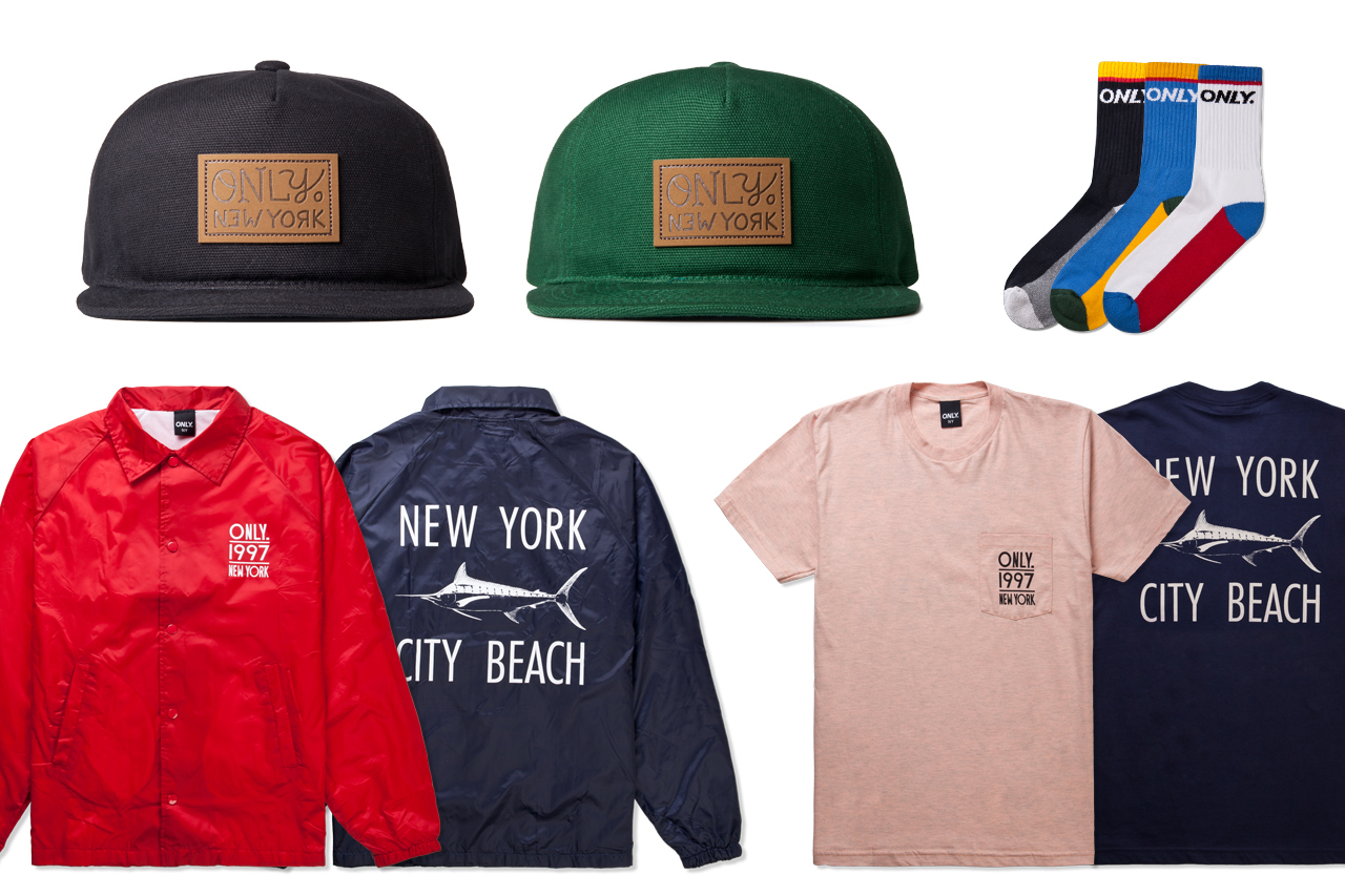 Image of ONLY NY 2013 Summer Collection