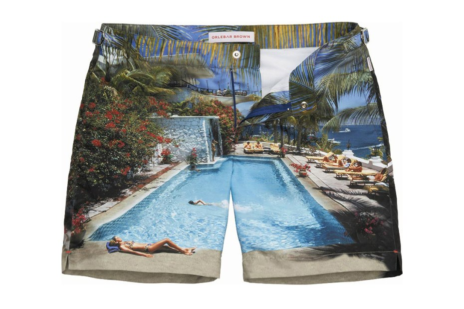 Image of Orlebar Brown Bulldog Malin Edition Swim Shorts