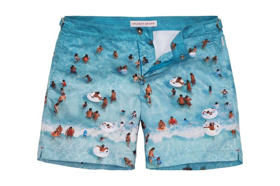 Image of Orlebar Brown Bulldog Malin Edition Swim Shorts
