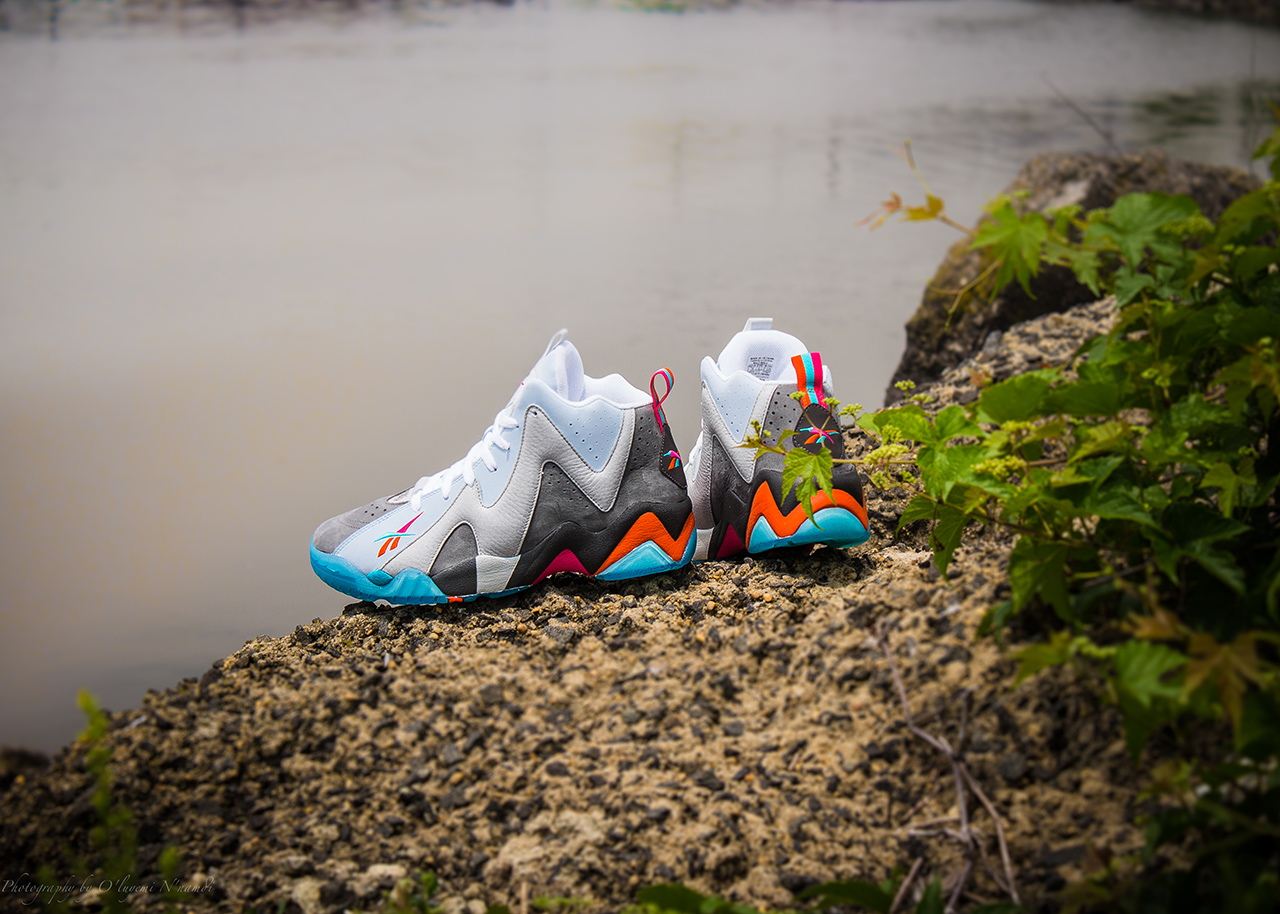 "Image of Packer Shoes x Reebok Kamikaze II ""Remember the Alamo"""