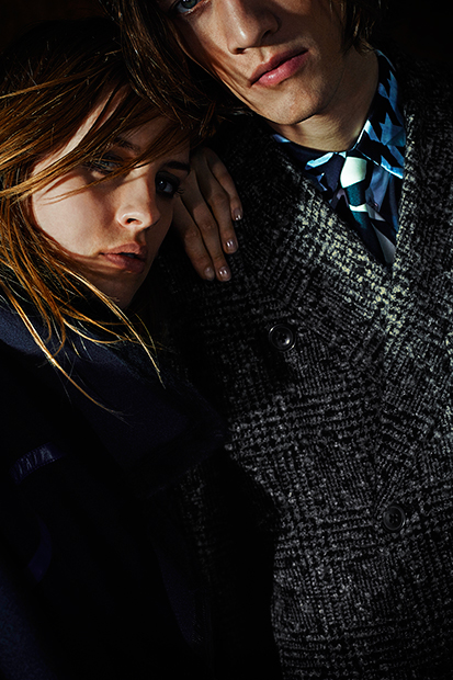 Image of Paul Smith 2013 Fall/Winter Campaign