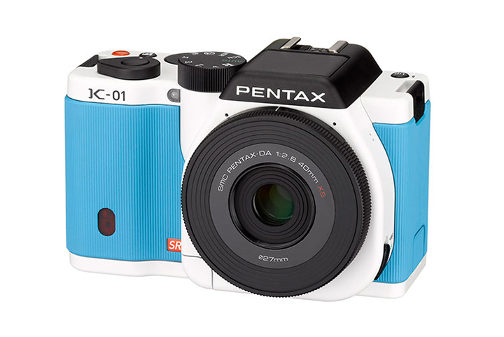 Image of Pentax Revives the K-01 by Marc Newson