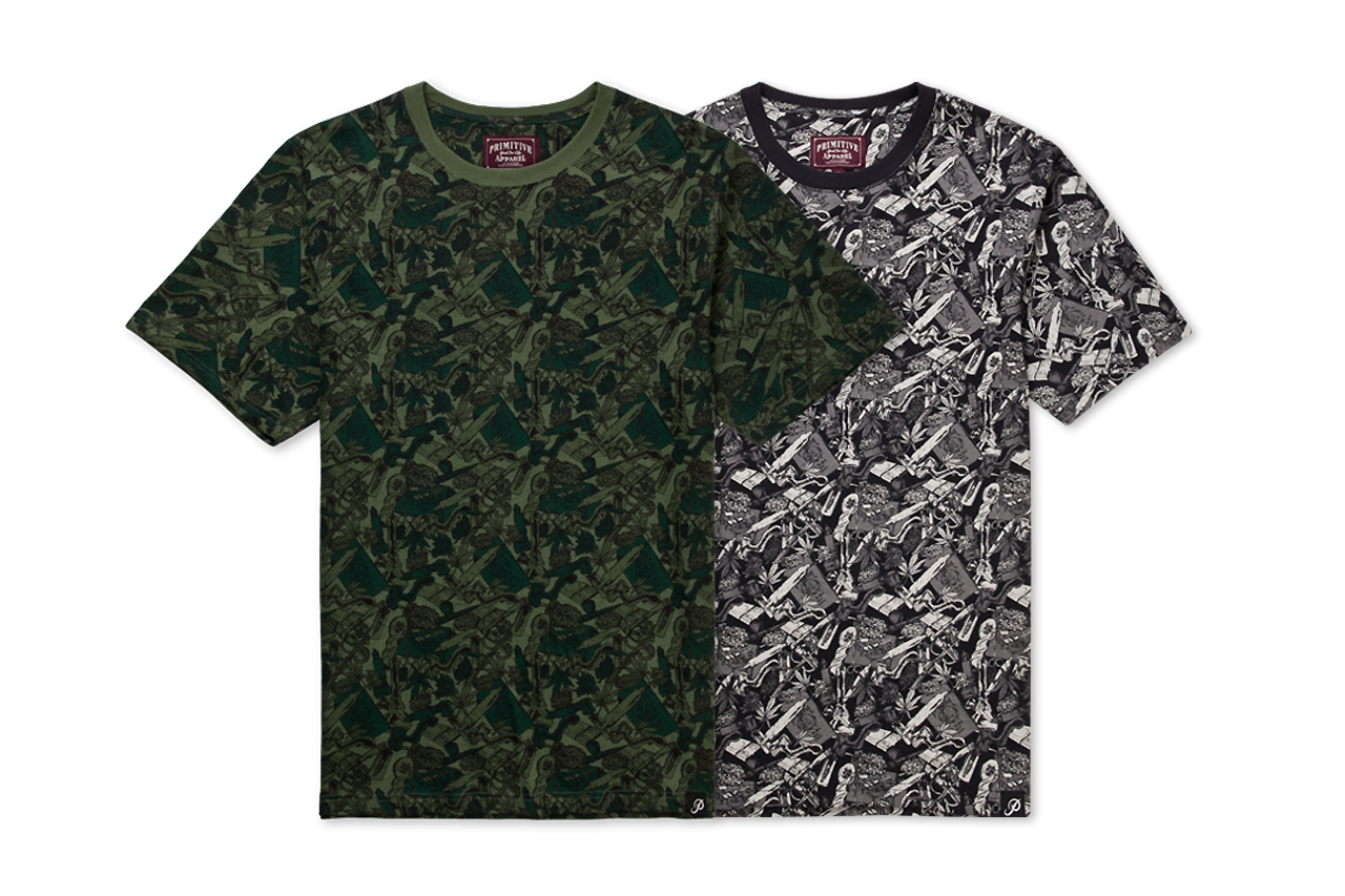 Image of Primitive 2013 Summer Collection