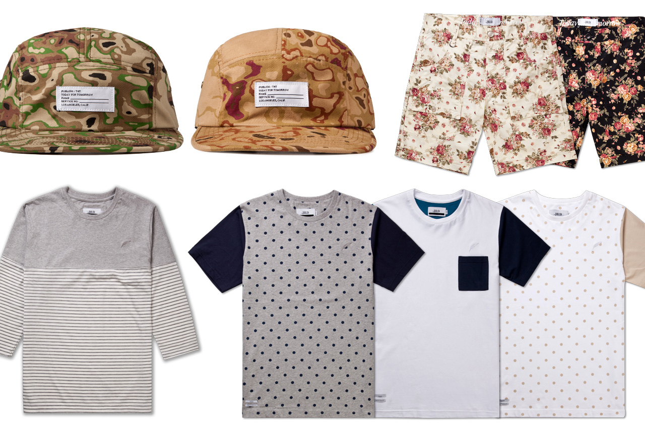 "Image of Publish 2013 Summer ""The Vanity Man"" Collection"