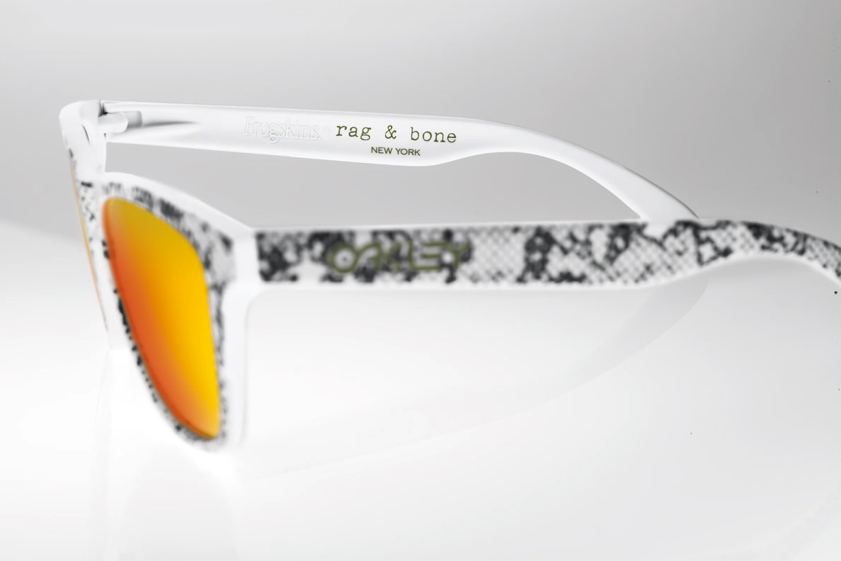 Image of rag & bone x Oakley 2013 Spring/Summer Frogskins