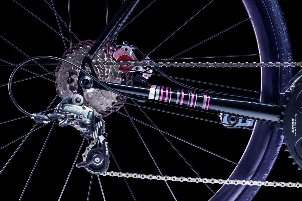 Image of Rapha Continental x Vandeyk Handbuilt Bike