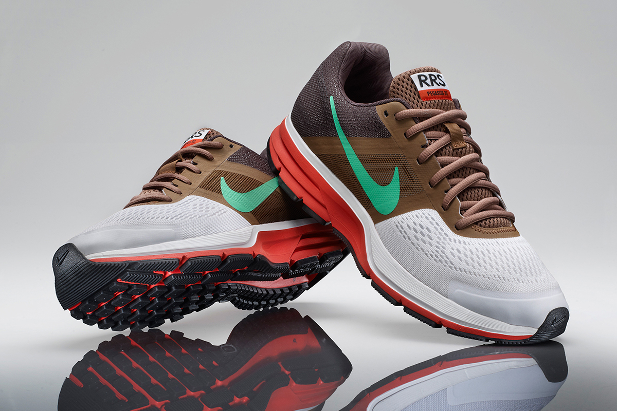"Image of Road Runner Sports x Nike Air Pegasus+ 30 ""California"""