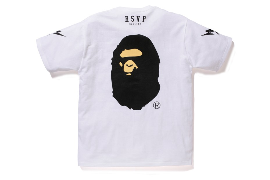 Image of RSVP Gallery x A Bathing Ape 2013 Capsule Collection
