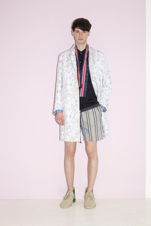 Image of sacai 2014 Spring/Summer Collection