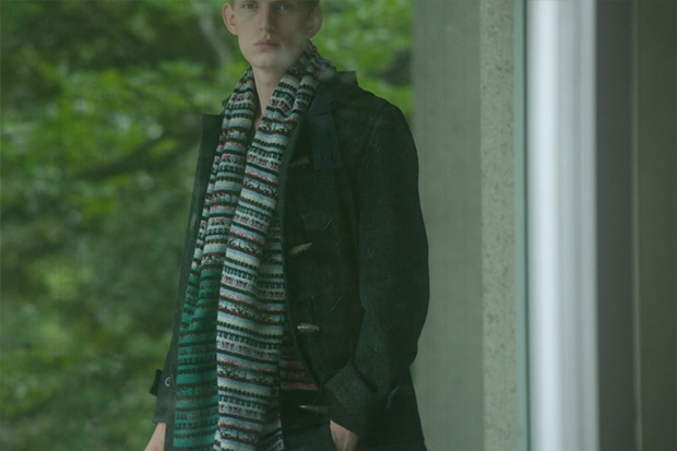 "Image of honeyee: sacai 2013 Fall/Winter ""Man in sacai"" Editorial"