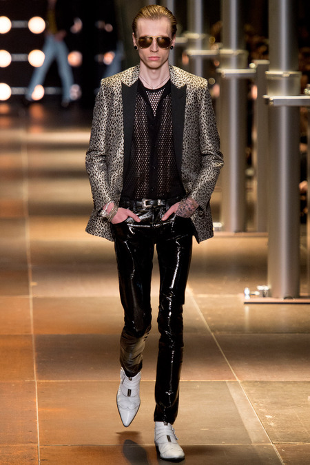 Image of Saint Laurent 2014 Spring/Summer Collection