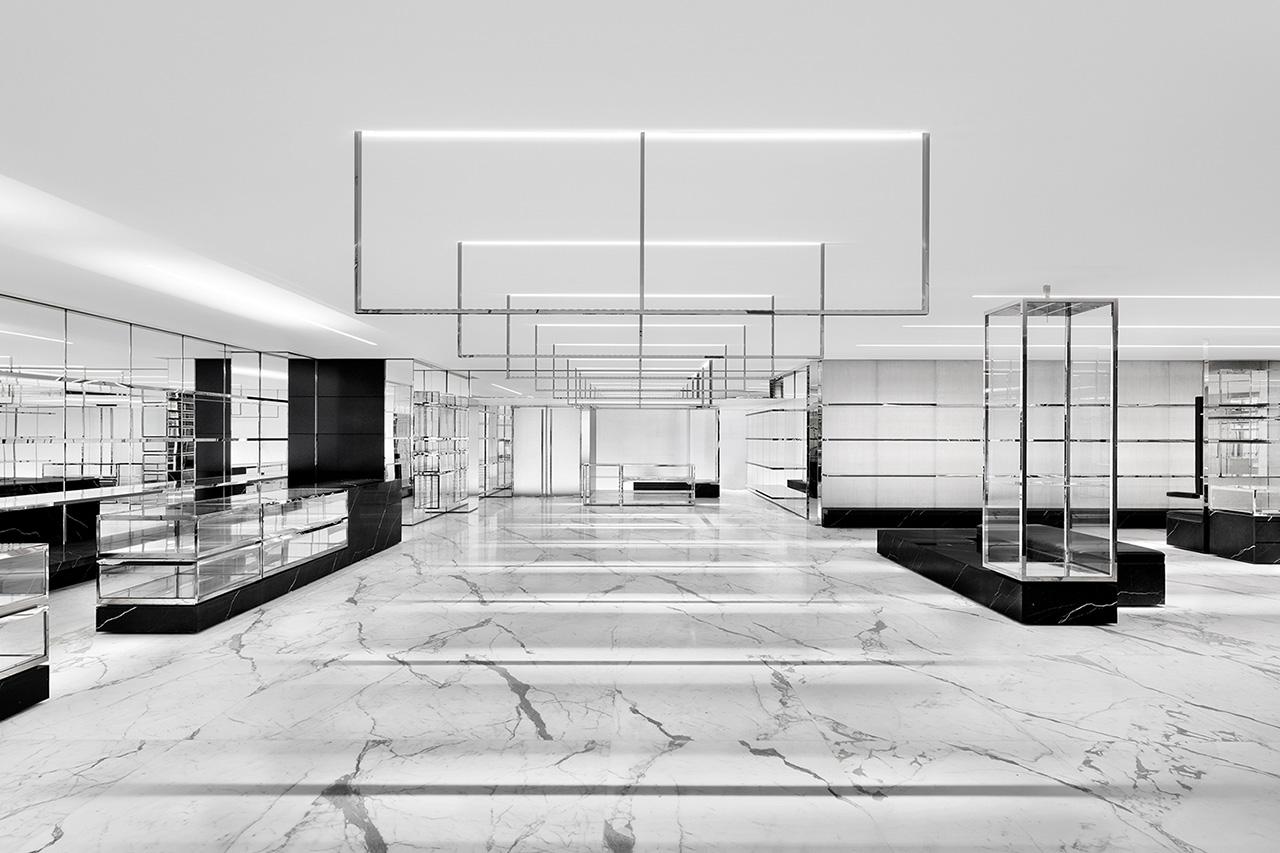 Image of Saint Laurent Alexandra House Store