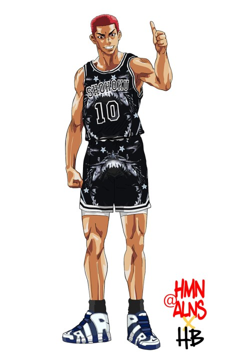 Image of Slam Dunk x HMN ALNS