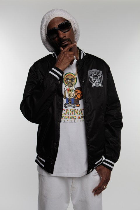Image of Snoop Lion x A Bathing Ape 2013 Capsule Collection Lookbook