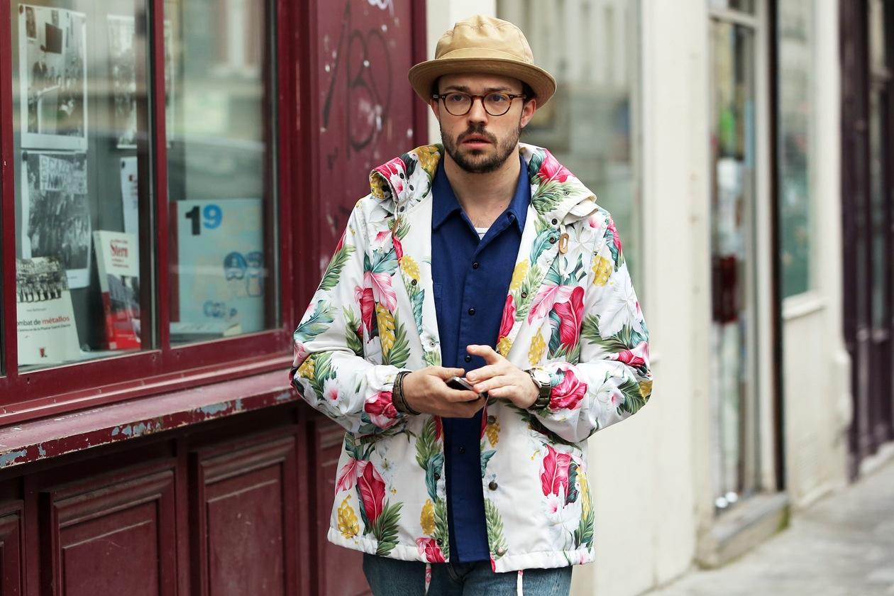 Image of Street Style at Paris Fashion Week