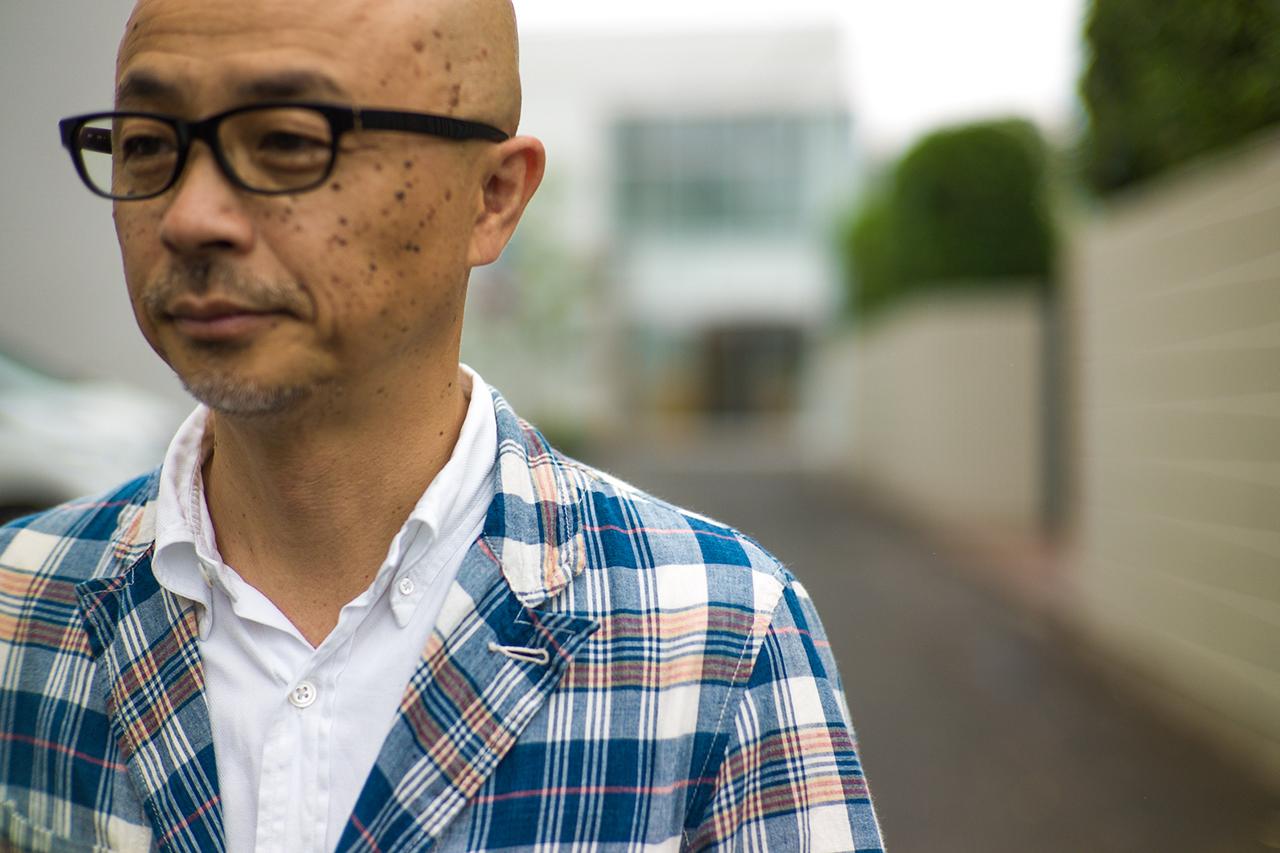 Image of Streetsnaps: Eiichiro Homma of nanamica