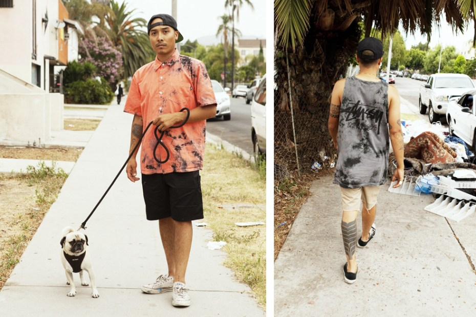 Image of Stussy 2013 Summer Tie-Dye Collection