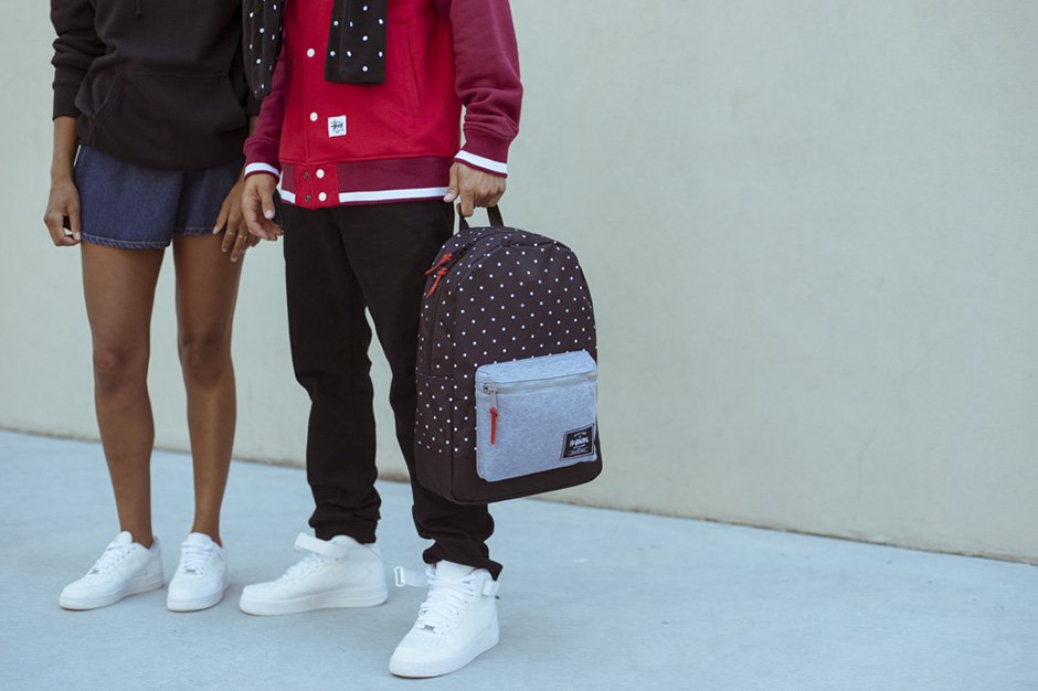 "Image of Stussy x Herschel Supply Co. 2013 ""Dot"" Collection"