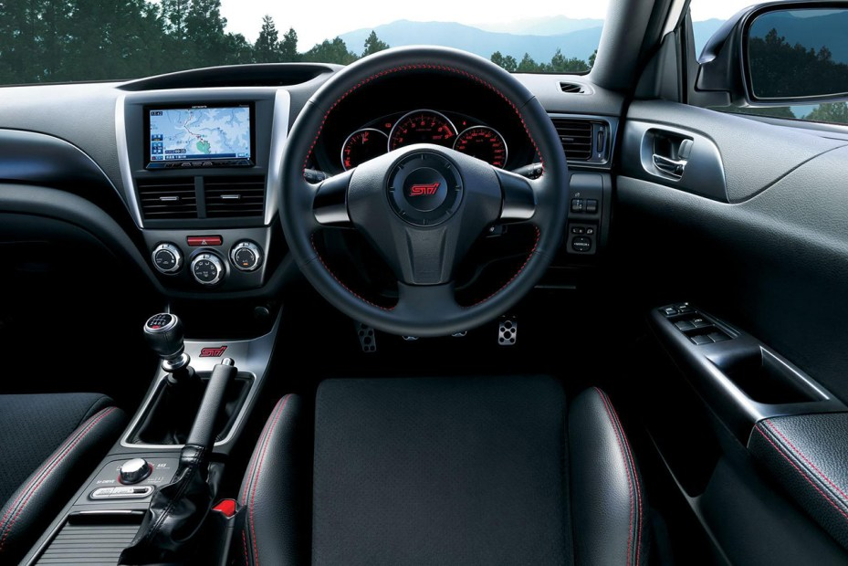 Image of Subaru WRX STI tS Type RA