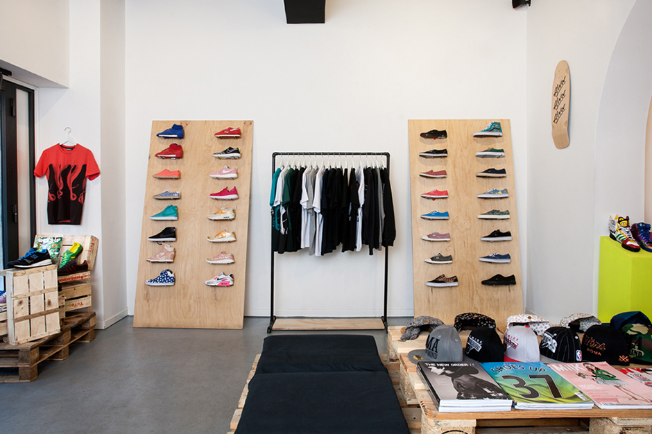 Image of Sneaker Retailer SUEDE Talks About Streetwear and Sneakers in Italy