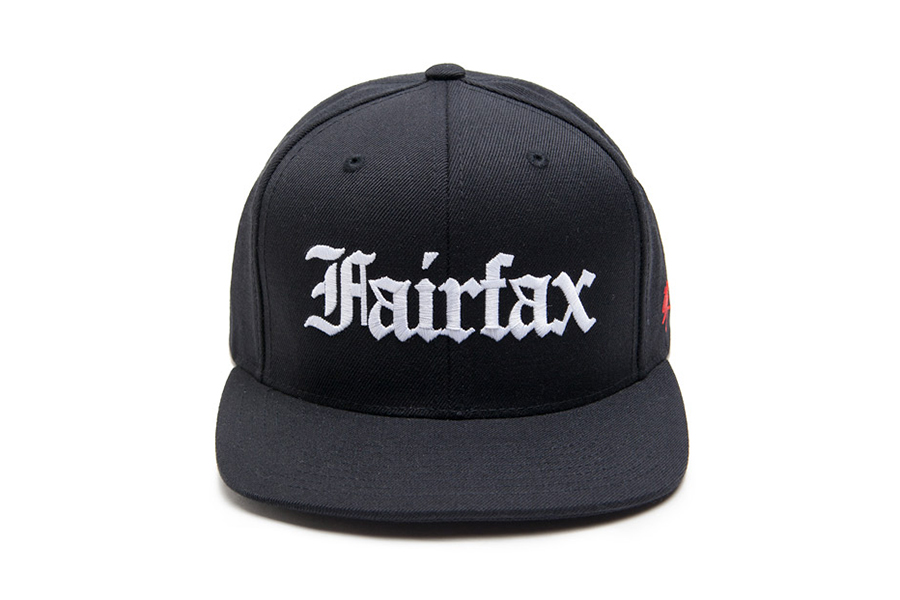 Image of The Hundreds X SSUR Fairfax Hat