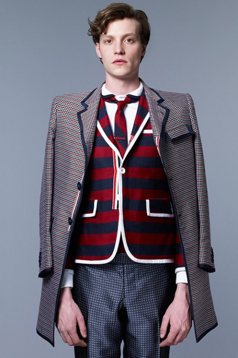 Image of Thom Browne 2013 Fall/Winter Lookbook