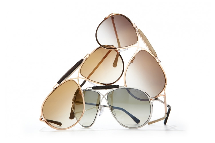 Image of Tom Ford 2013 Summer Alexander Sunglasses