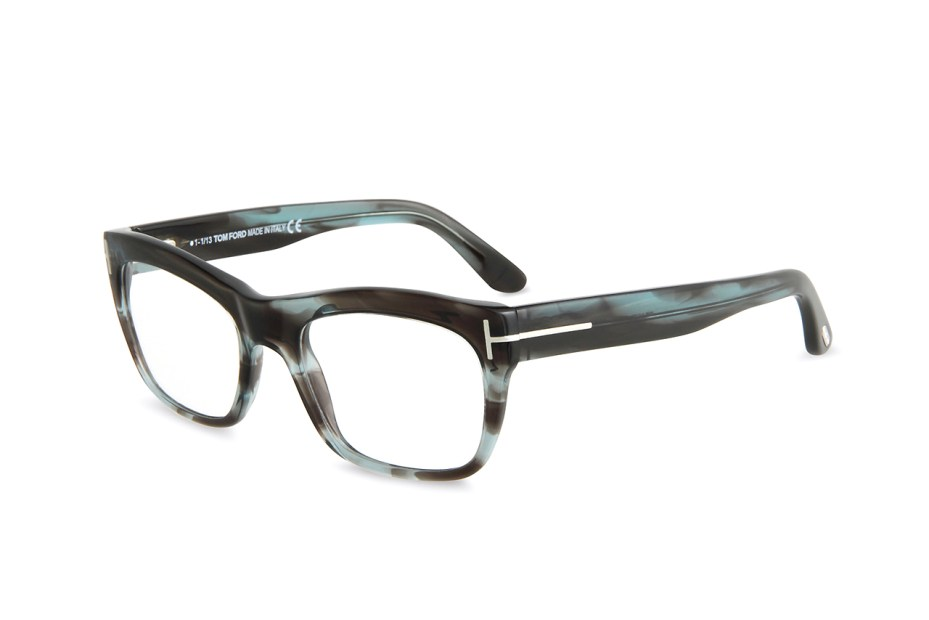 Image of Tom Ford Blue Havana Glasses