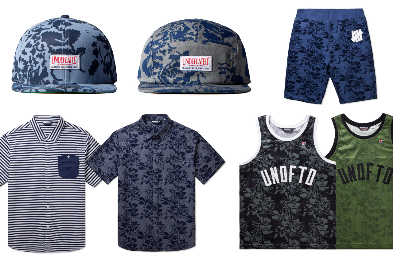 Image of Undefeated 2013 Summer Collection