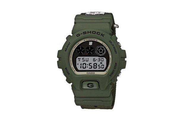 Image of Undefeated x Casio G-Shock 30th Anniversary Watch Preview