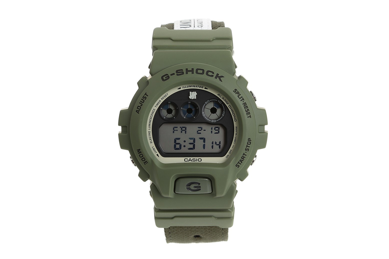 Image of Undefeated x Casio G-Shock 30th Anniversary Watch