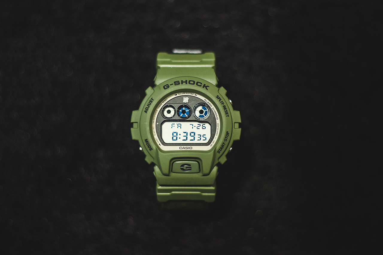 Image of Agenda LBC: A Closer Look - Undefeated x Casio G-Shock 30th Anniversary