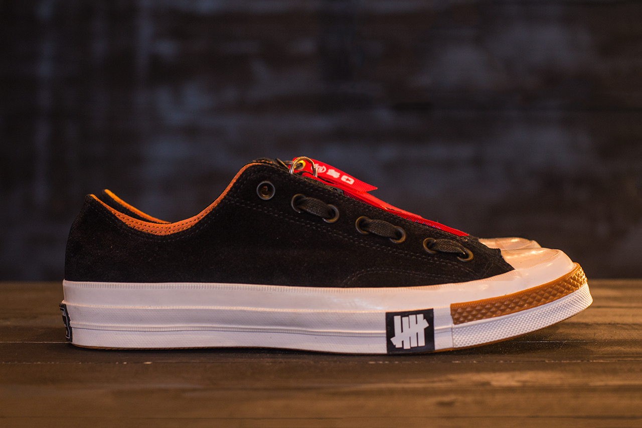Image of Undefeated x CLOT x Converse First String 2013 Chuck Taylor All Star Preview
