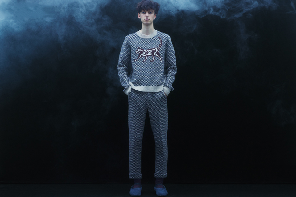 "Image of UNDERCOVER 2013 Fall/Winter ""ANATOMICOUTURE"" Collection"