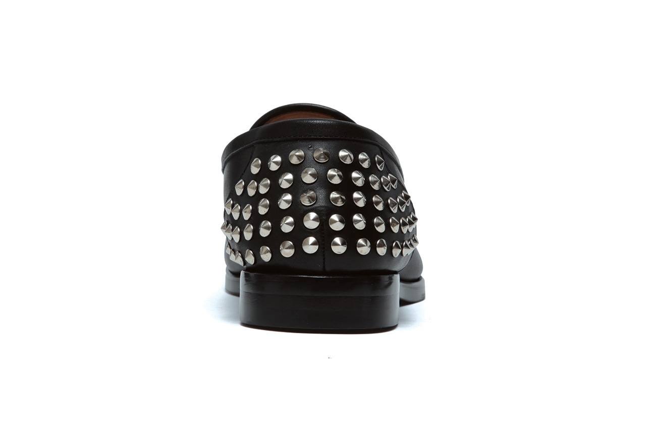 Image of uniform experiment 2013 Fall/Winter STUDS BIT LOAFER