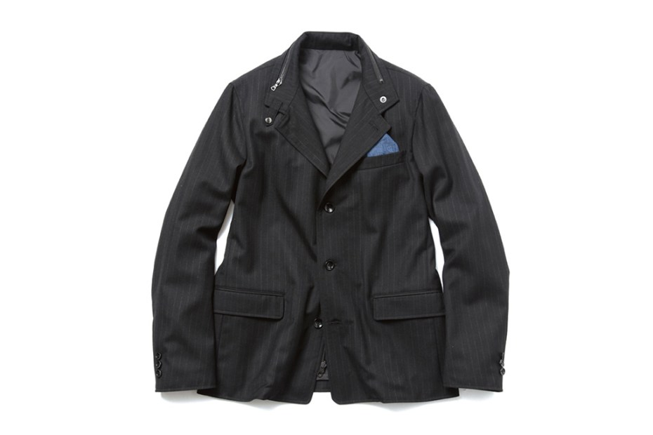 Image of uniform experiment REVERSIBLE M-65 DRESS CODE JACKET