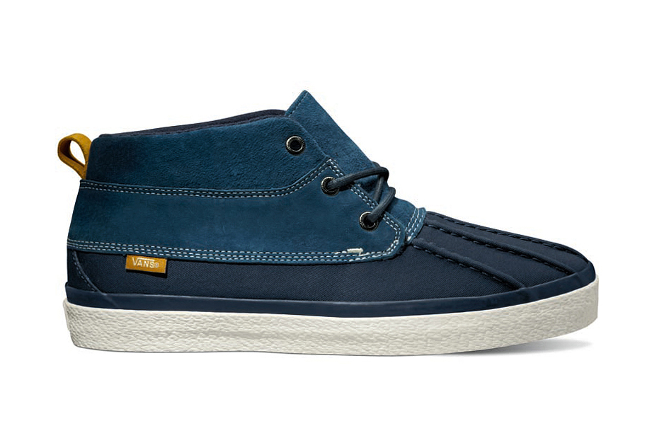 Image of Vans California 2013 Fall Chukka Del Pato CA