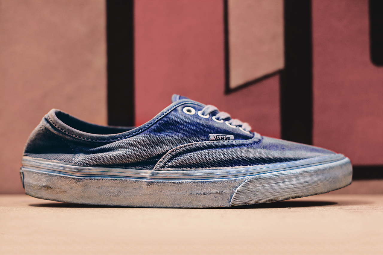 "Image of Agenda LBC: Vans California 2014 Spring/Summer Authentic ""Overwashed"" Pack"