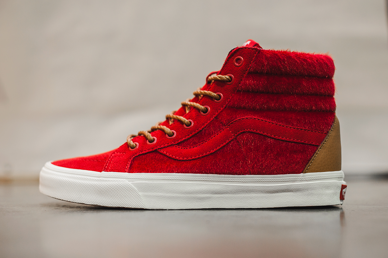 "Image of Agenda LBC: Vans 2014 Spring/Summer Sk8-Hi Reissue ""Year of the Horse"""