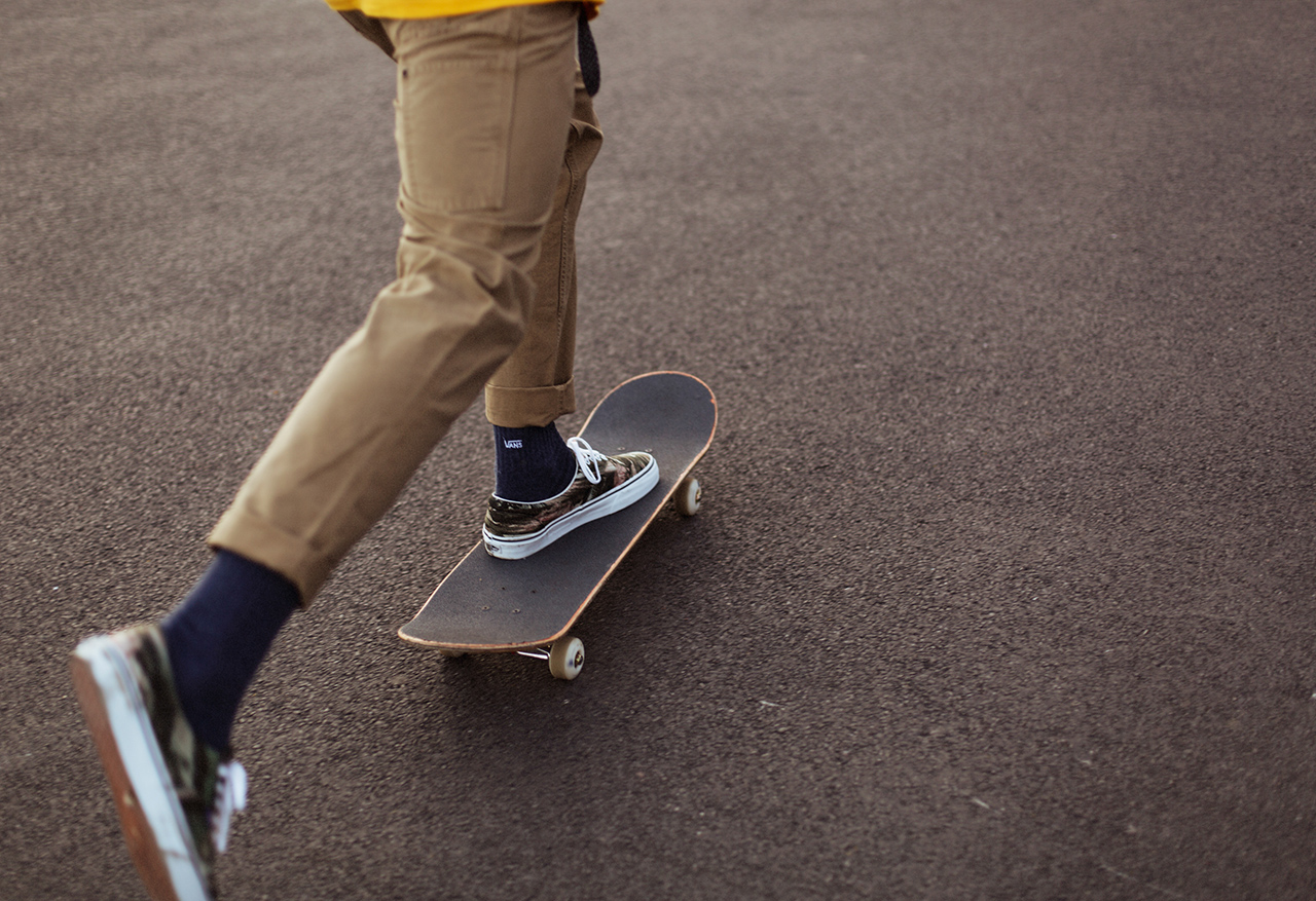 Image of Vans Editorial featuring Jake Hold by Jeff Boudreau