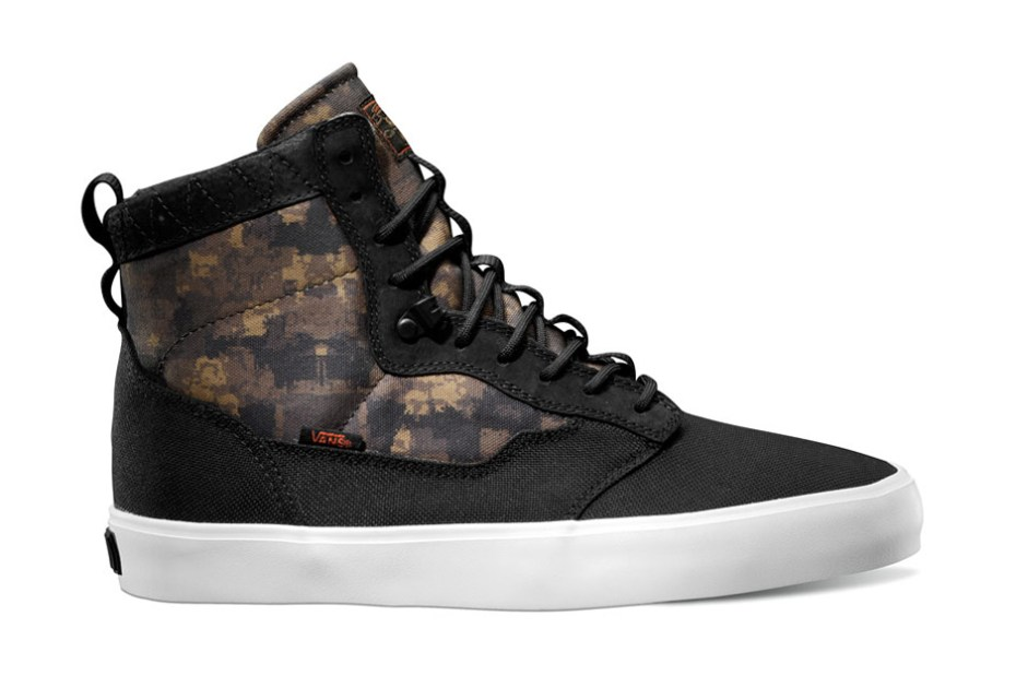 Image of Vans OTW 2013 Fall Hyperstealth Camo Pack