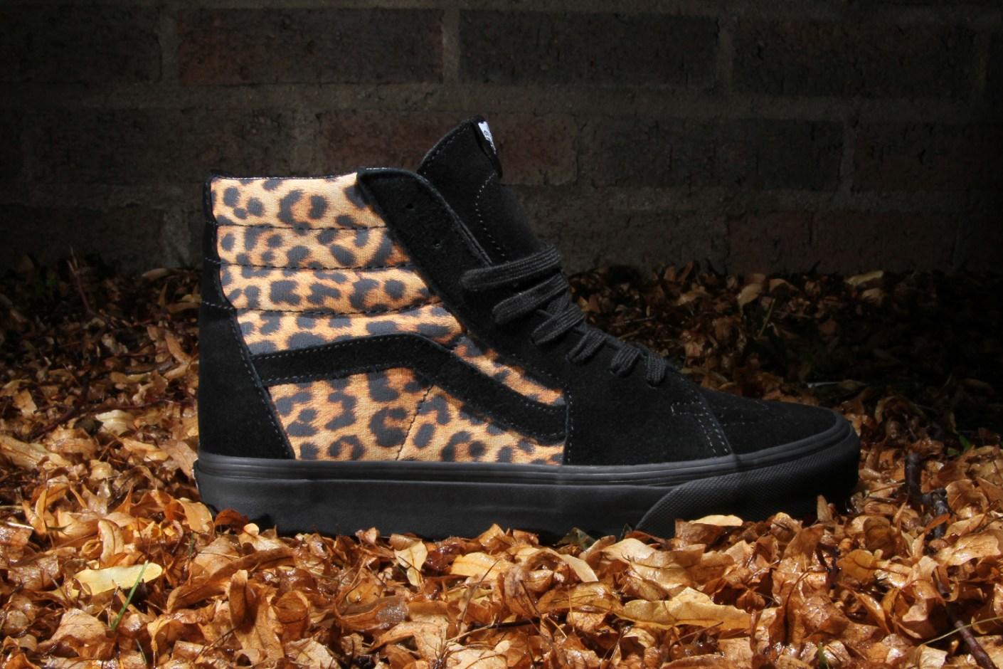 "Image of Vans Sk8-Hi ""Leopard"""