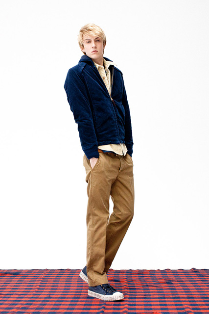 "Image of visvim 2013 Fall/Winter ""Dissertation on a Man with No Country Vol.2"" Lookbook"
