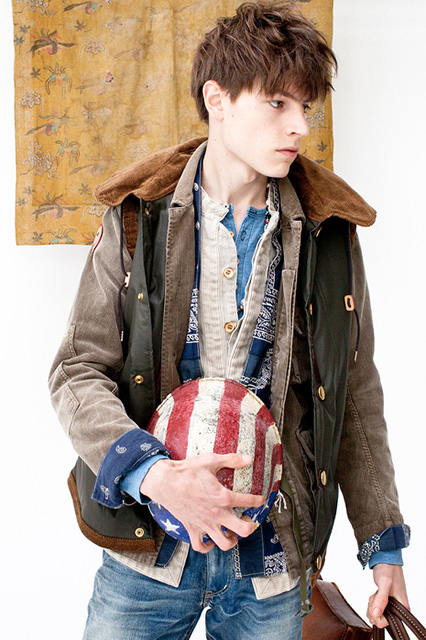 "VISVIM – ""Dissertation On a Man with no Country Vol. 2"" 