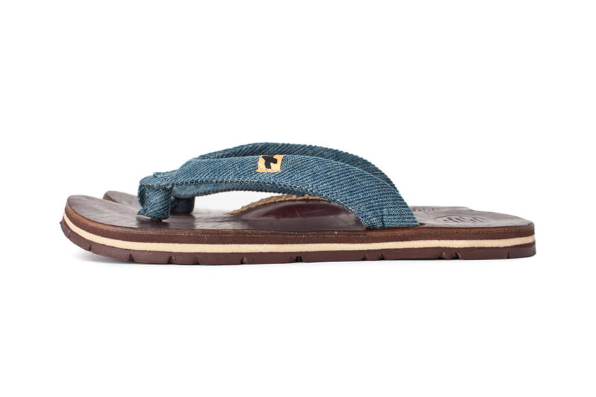 Image of visvim LAMA SANDAL-FOLK *F.I.L. EXCLUSIVE
